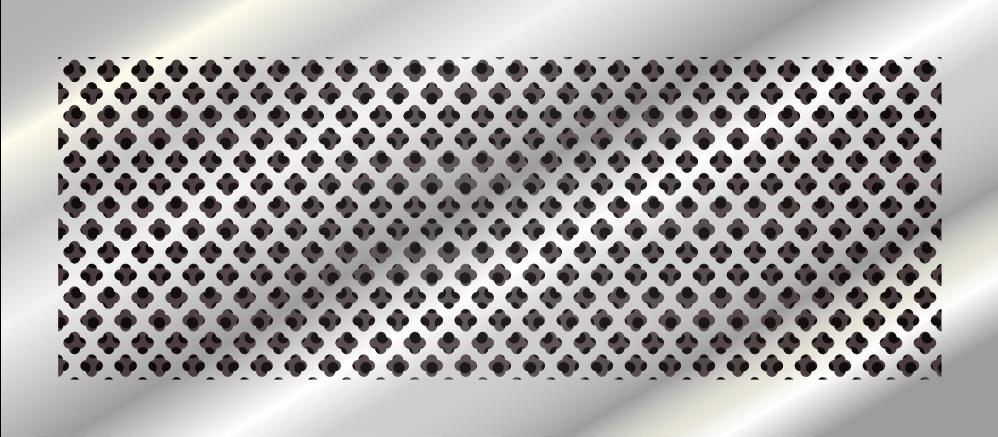 Нержавеющая сталь 115 Завитки